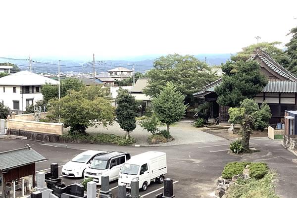 円教寺全景